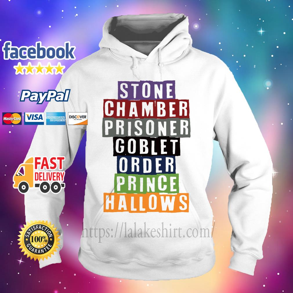 Stone chamber prisoner goblet order prince hallows Hoodie