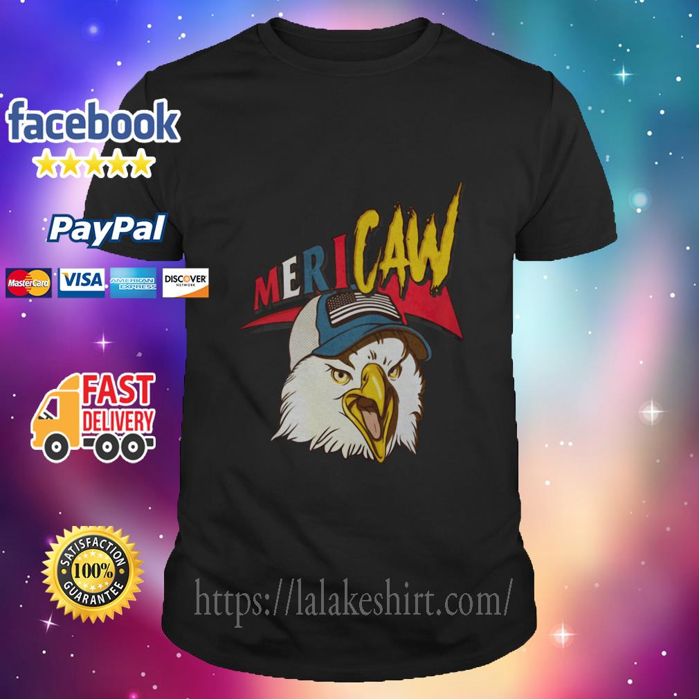Independence Day Mericaw eagle shirt