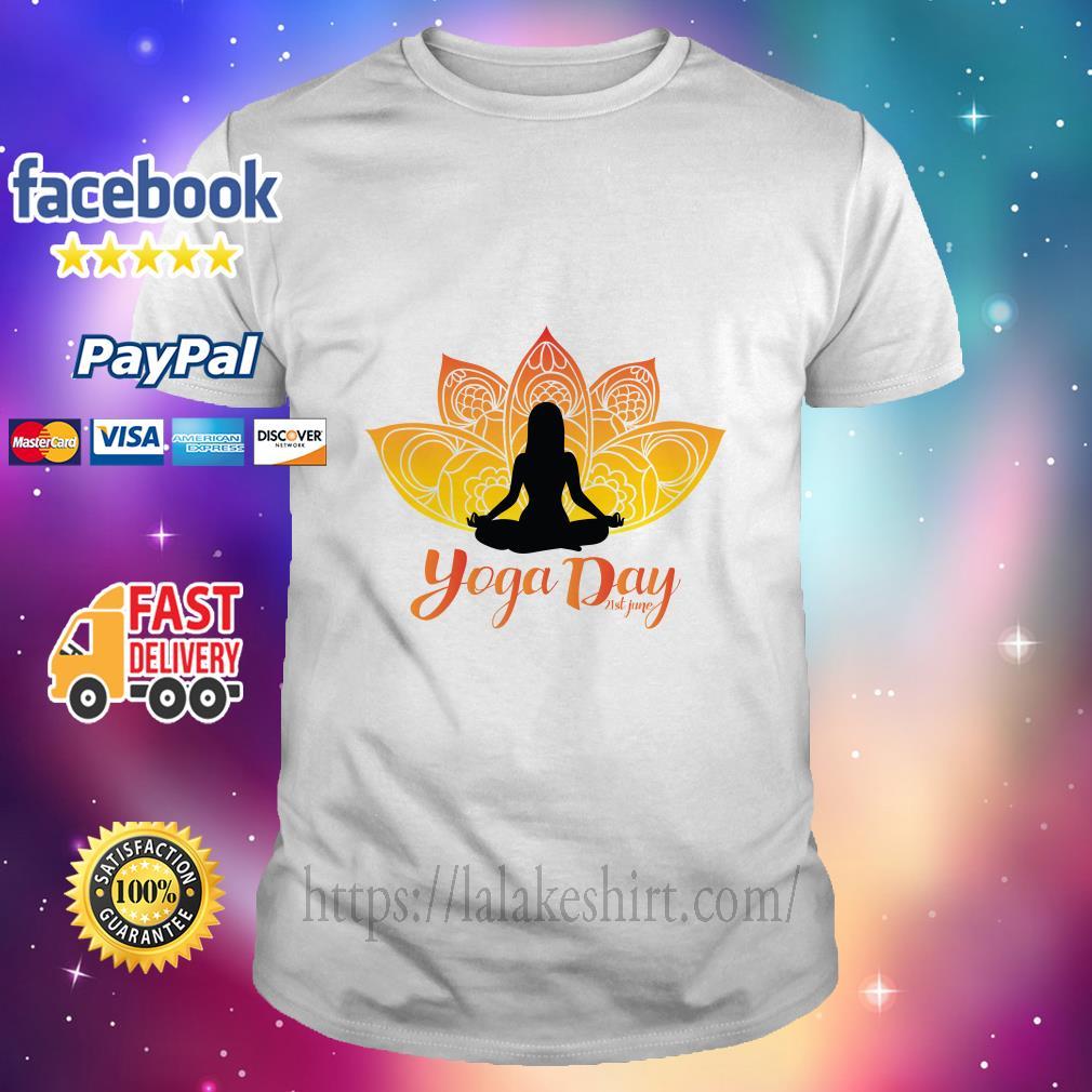 International Yoga Day Shirt