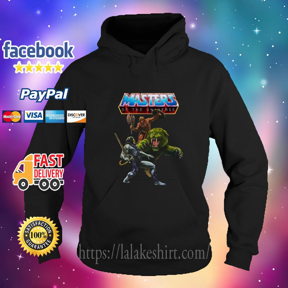 Masters of the unaverse hoodie