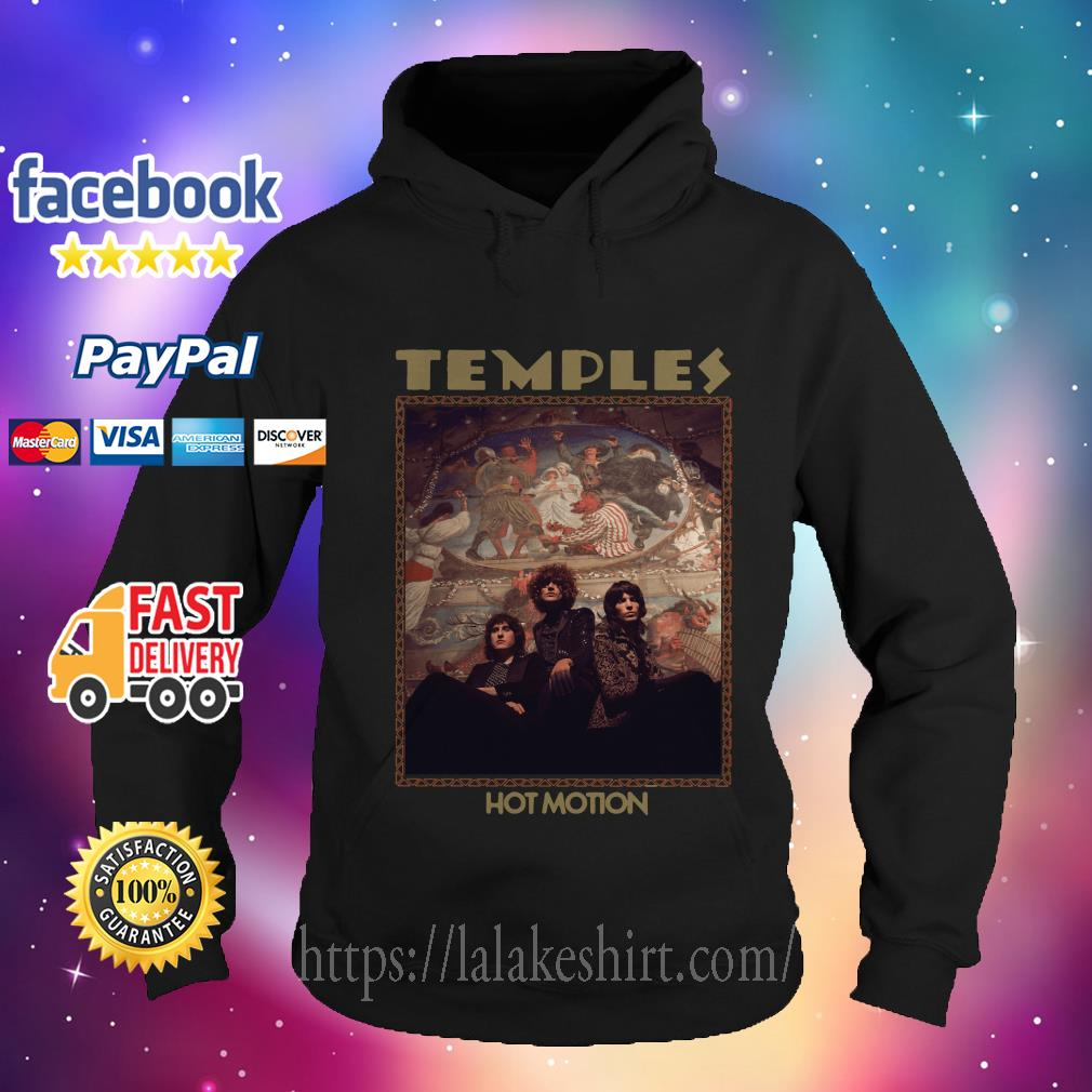 Temples Hot Motion hoodie
