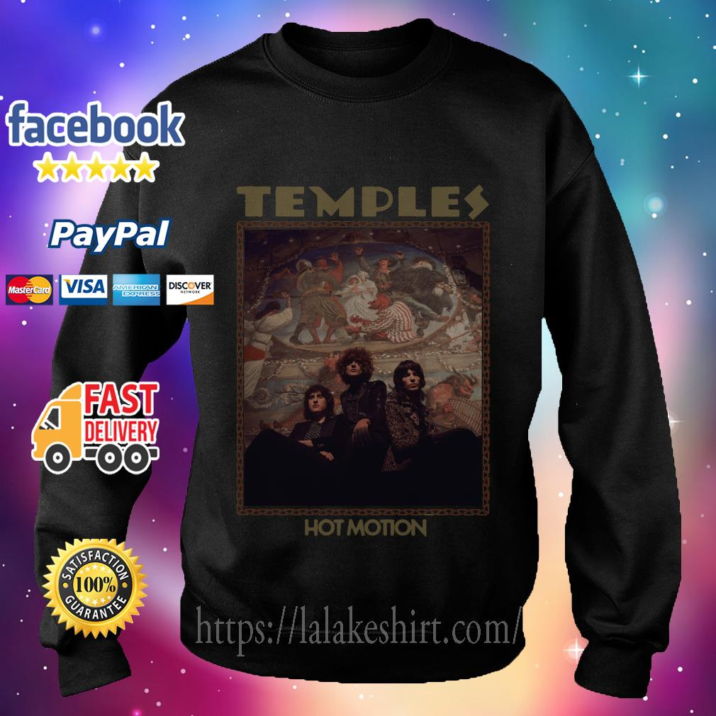 Temples Hot Motion sweater