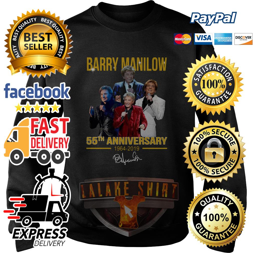 Barry manilow 55th anniversary 1964 2019 sweater