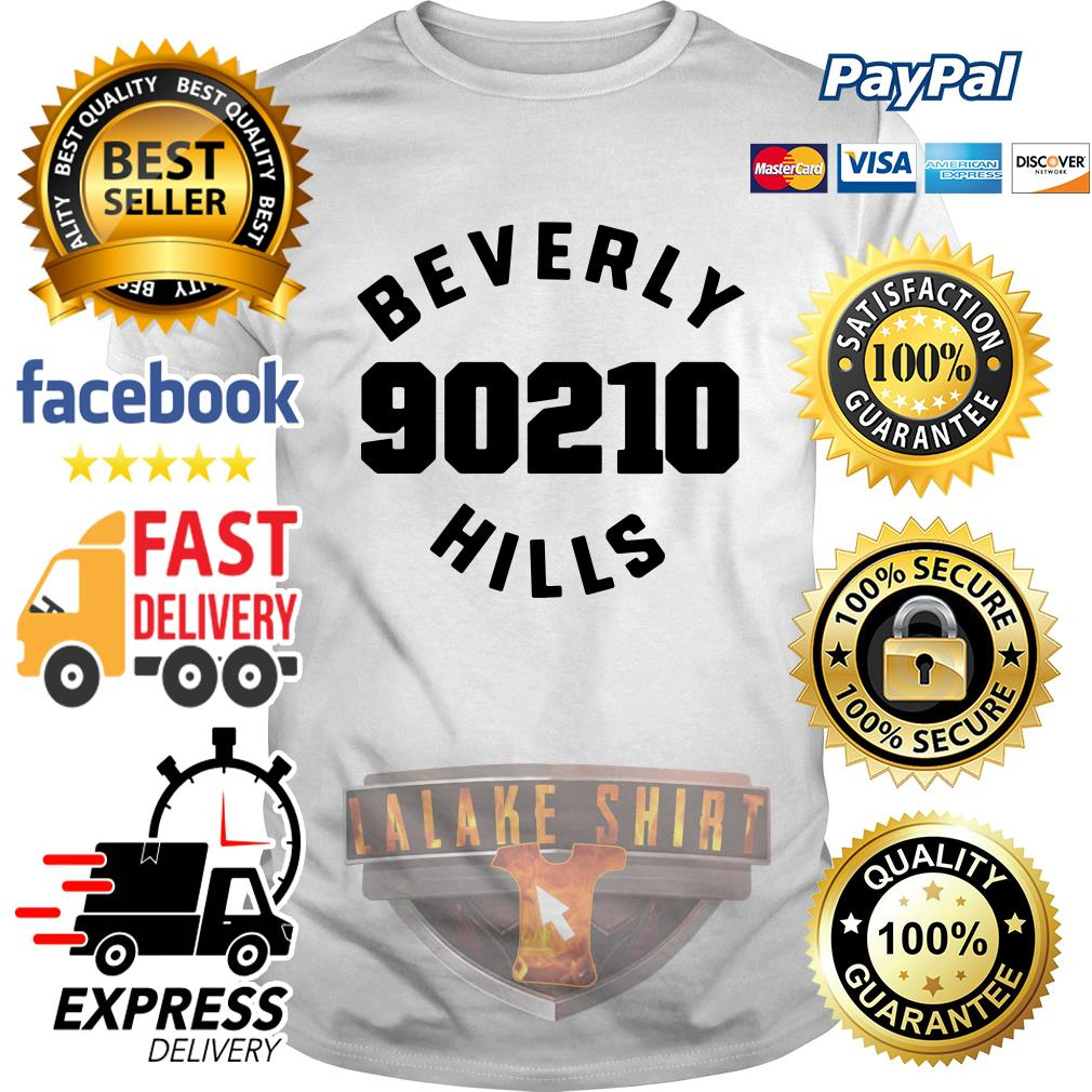 Beverly 90210 hills shirt
