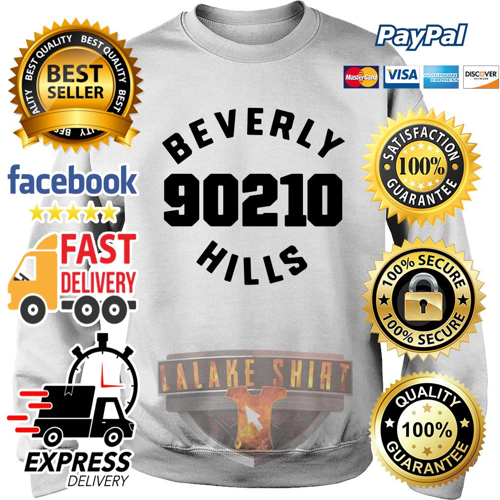 Beverly 90210 hills sweater