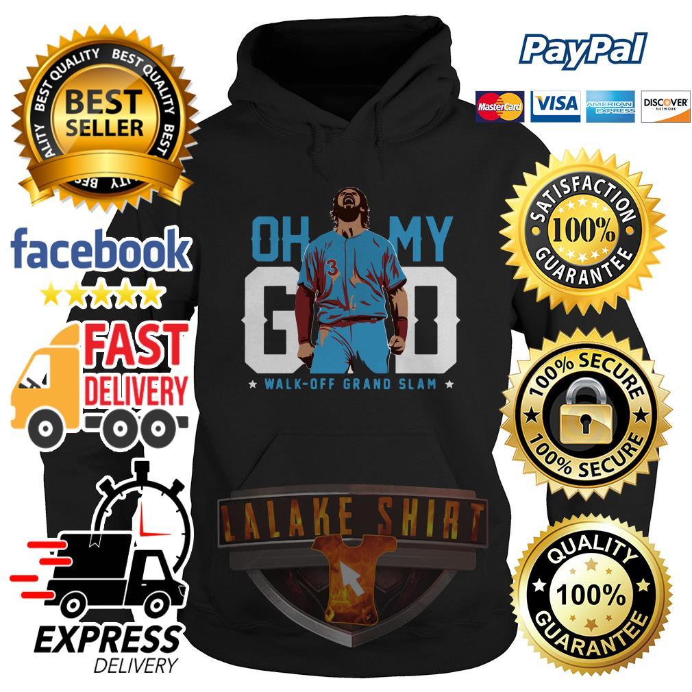 Bryce Harper oh my god walk-off Grand Slam hoodie