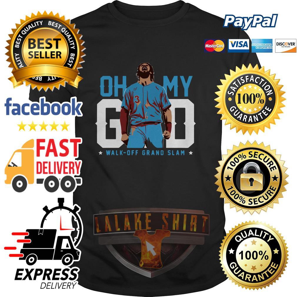 Bryce Harper oh my god walk-off Grand Slam shirt