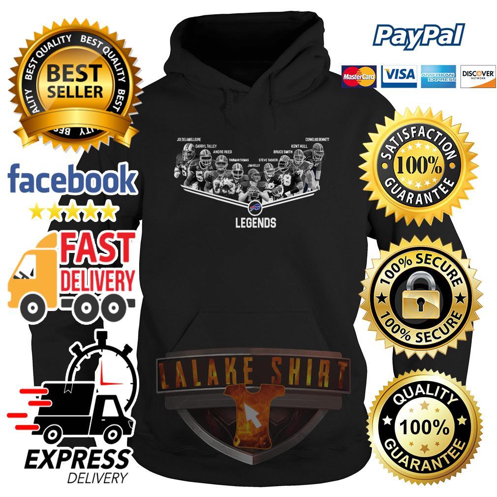 Buffalo Bills Team Legends hoodie