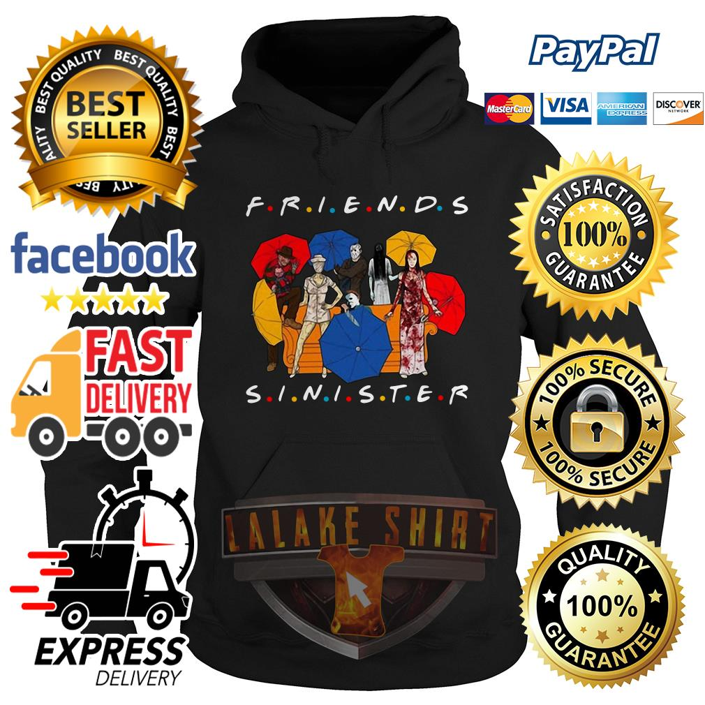 Friends TV Show Friends sinister hoodie
