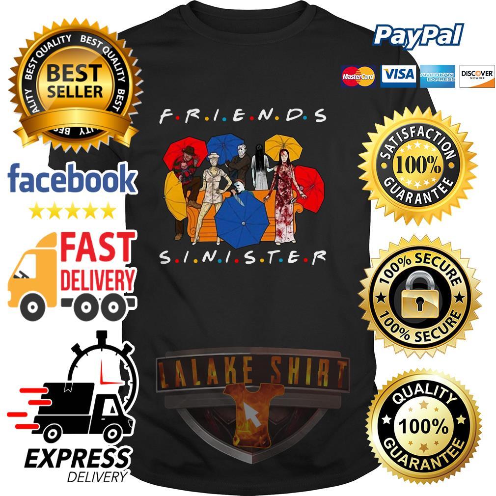 Friends TV Show Friends sinister shirt