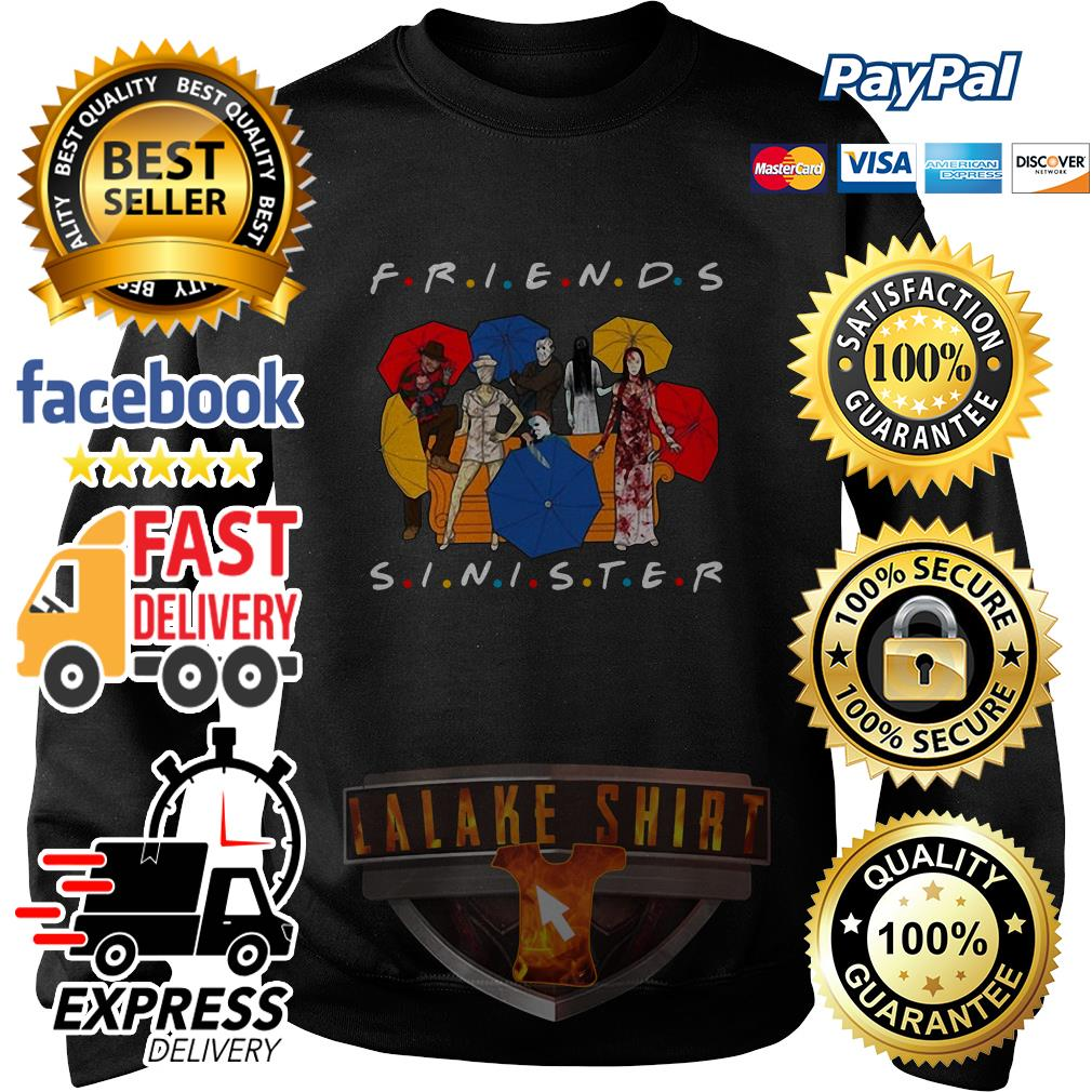 Friends TV Show Friends sinister sweater