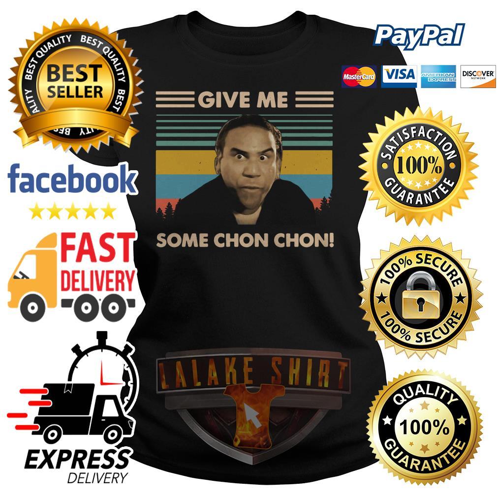 Give me some Chon-Chon vintage ladies tee
