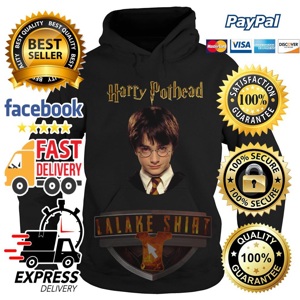 Harry Pothead Harry Potter Hoodie