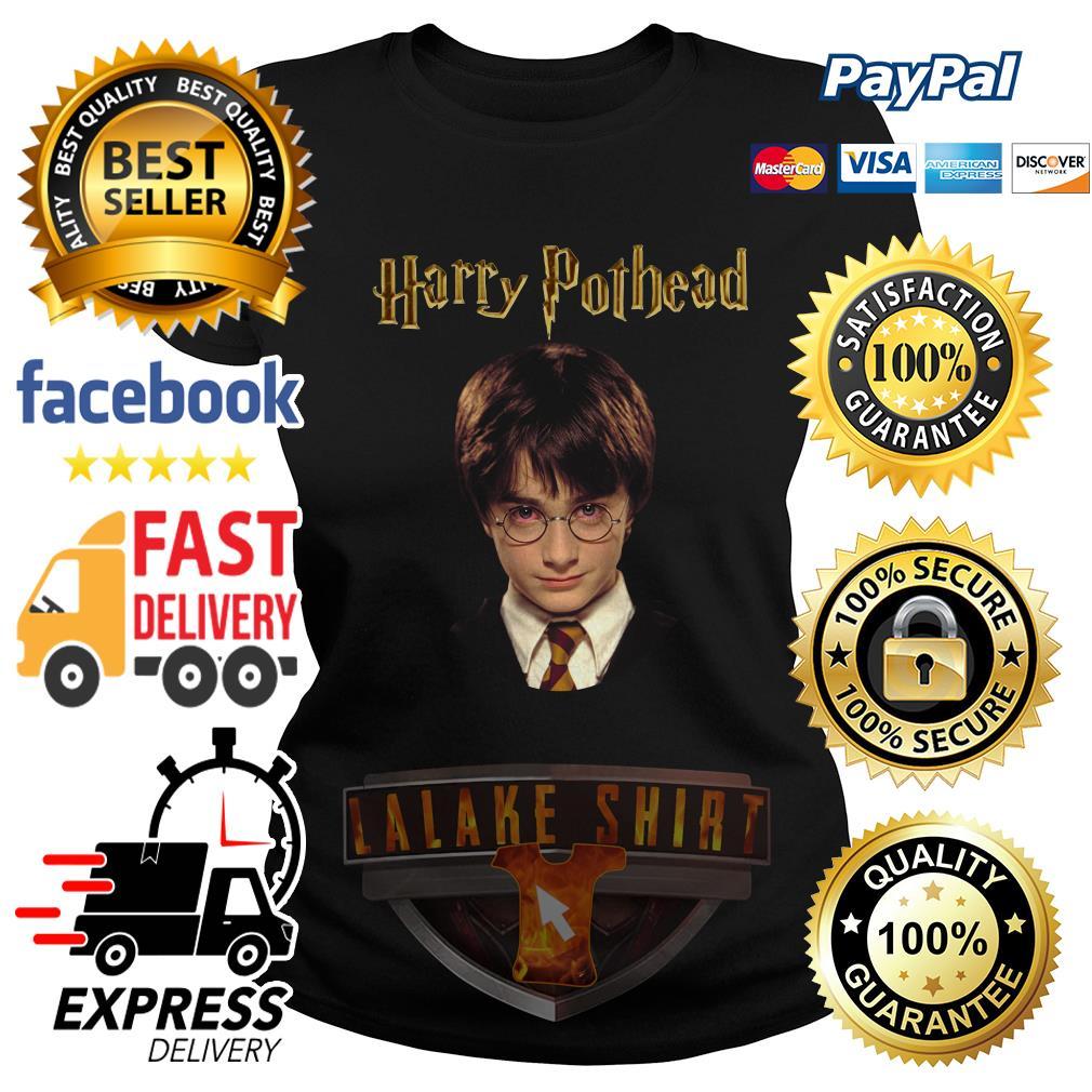 Harry Pothead Harry Potter Ladies Tee