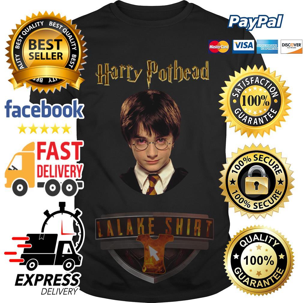 Harry Pothead Harry Potter shirt