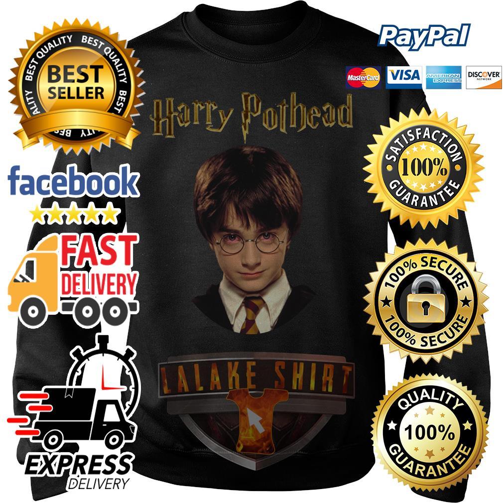 Harry Pothead Harry Potter Sweater