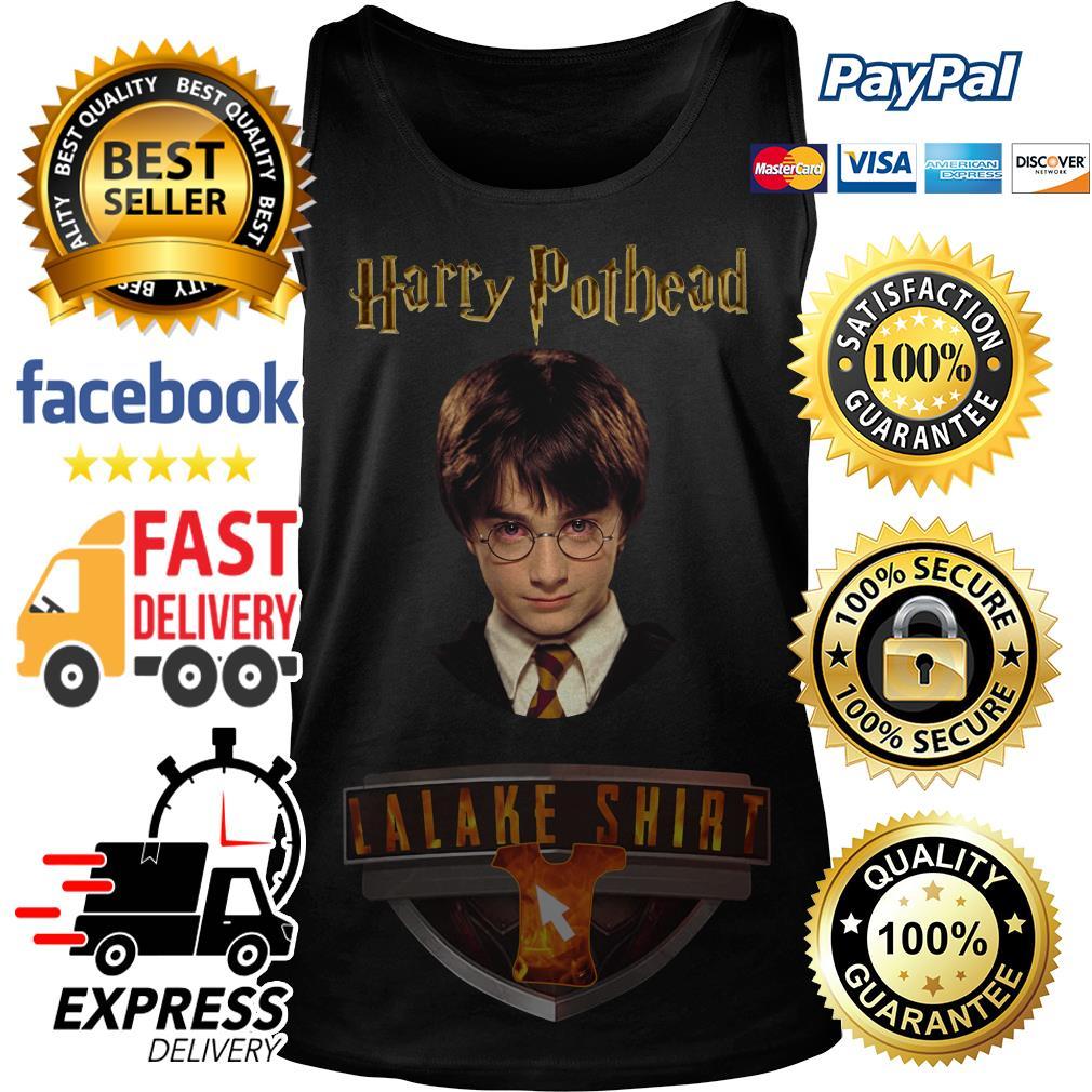 Harry Pothead Harry Potter Tank Top