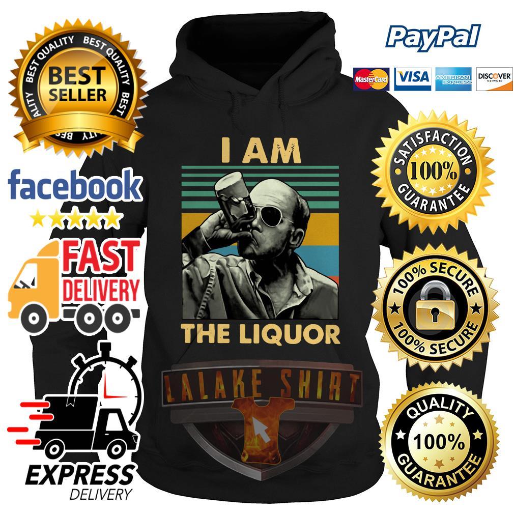 Jim Lahey I am the liquor vintage hoodie