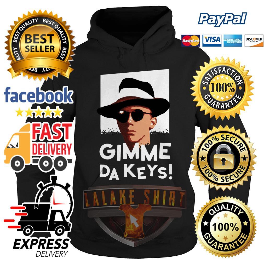 Official Gimme Da Keys hoodie