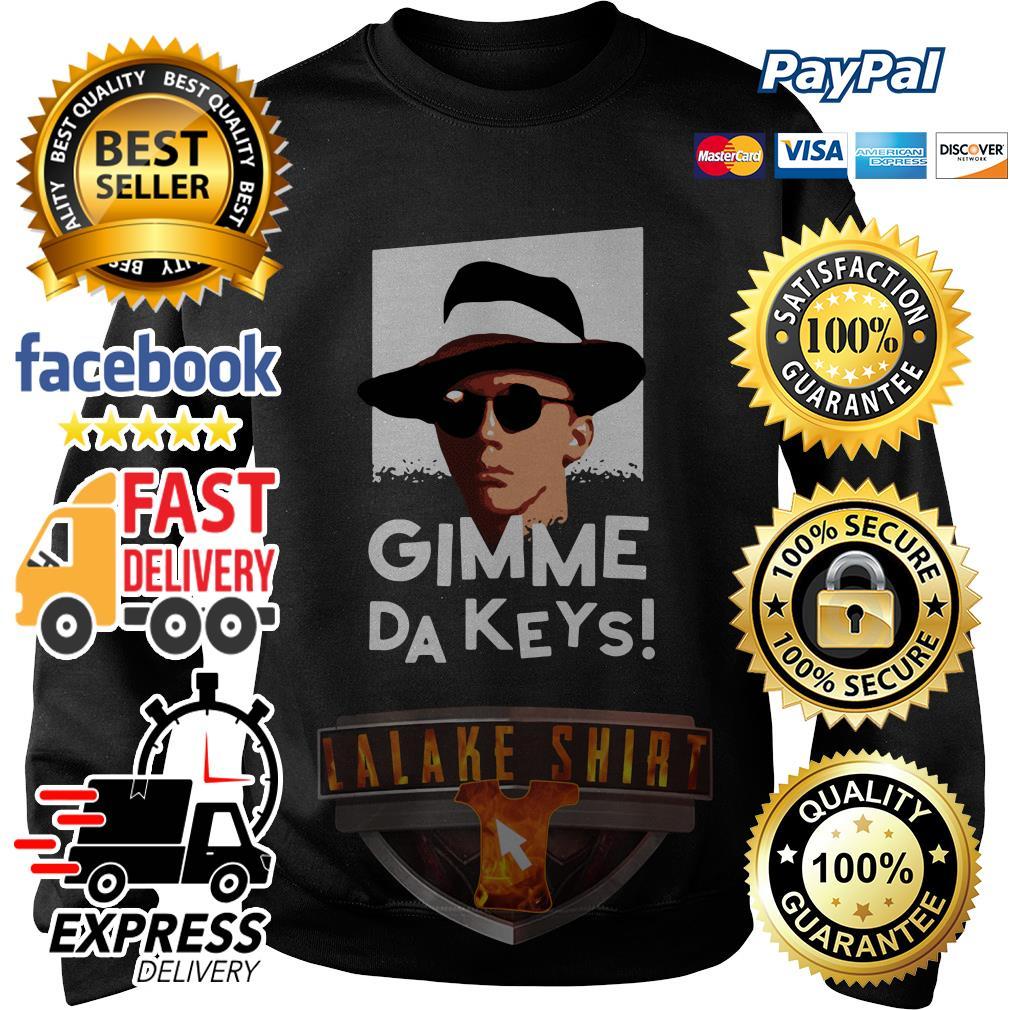 Official Gimme Da Keys sweater