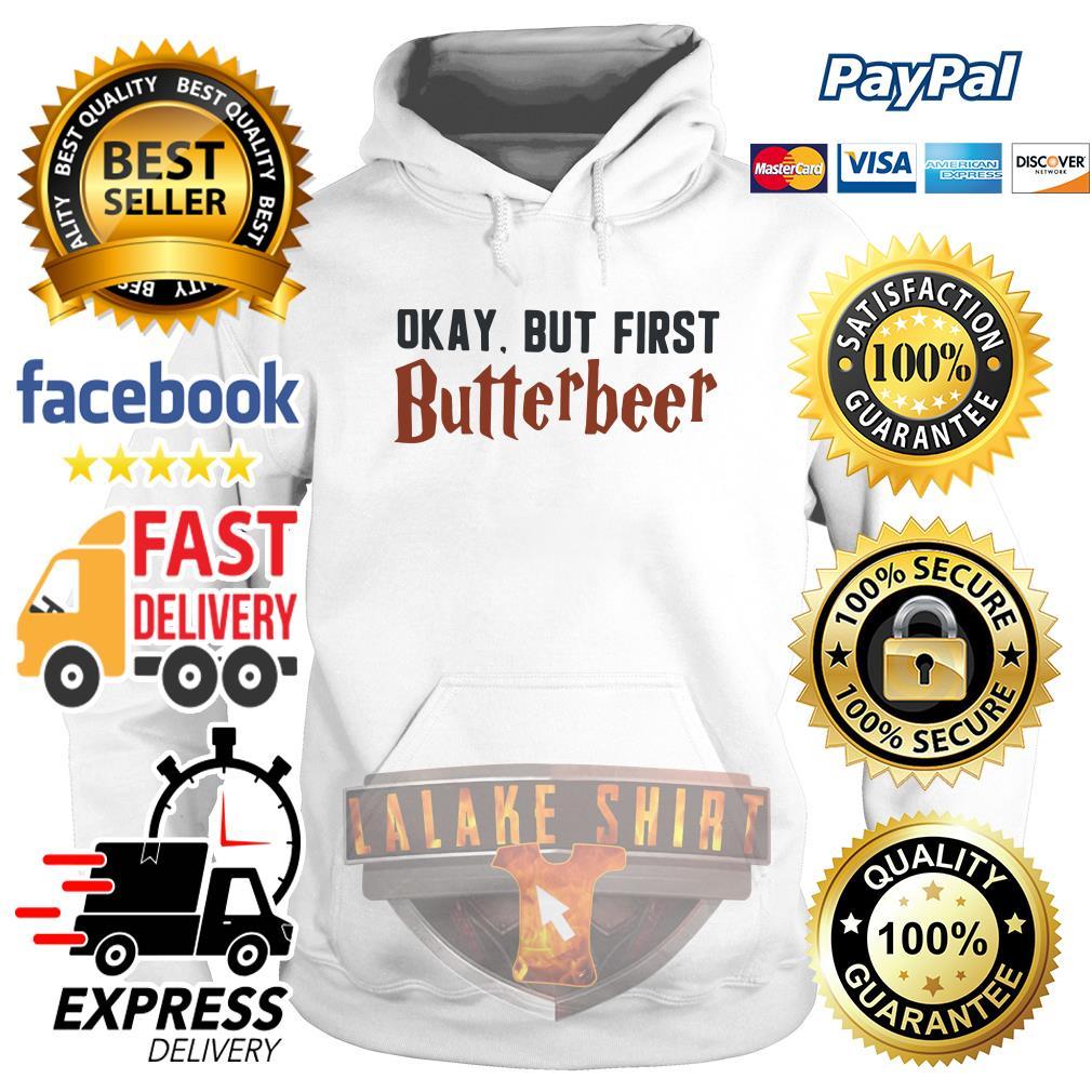 Okay but first butterbeer hoodie