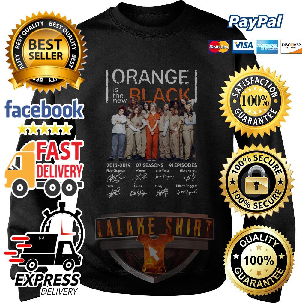 Orange is the new Black signature sweater