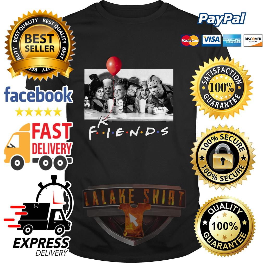 Team Horror And Hocus Pocus Friends shirt