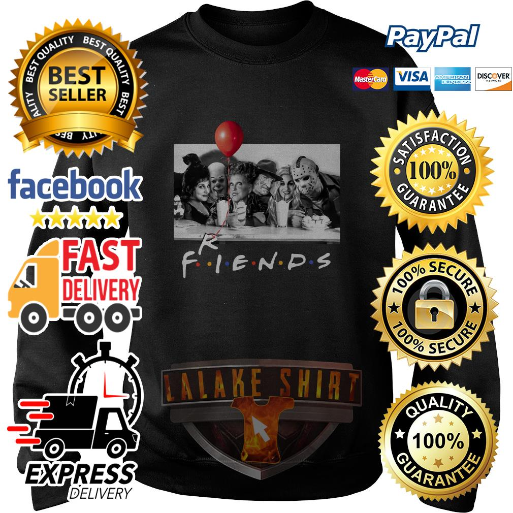 Team Horror And Hocus Pocus Friends sweater