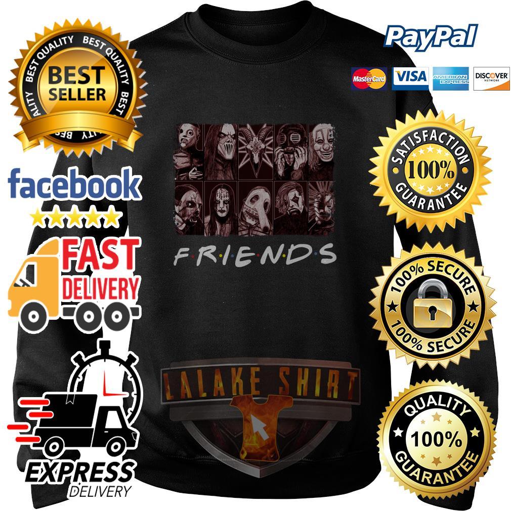 Team Horror Satan Character Friends sweater