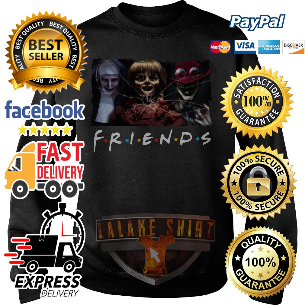The Conjuring Friends tv show Sweater
