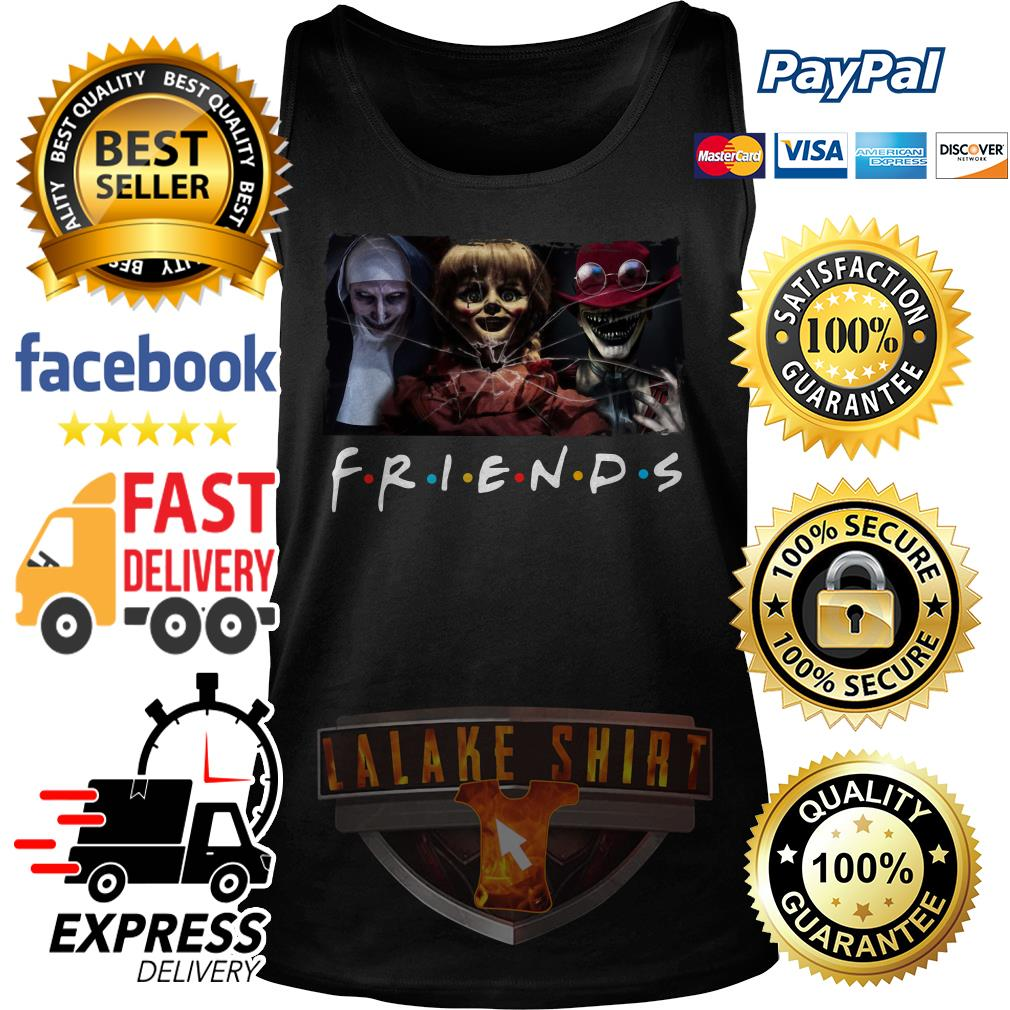 The Conjuring Friends tv show Tank Top