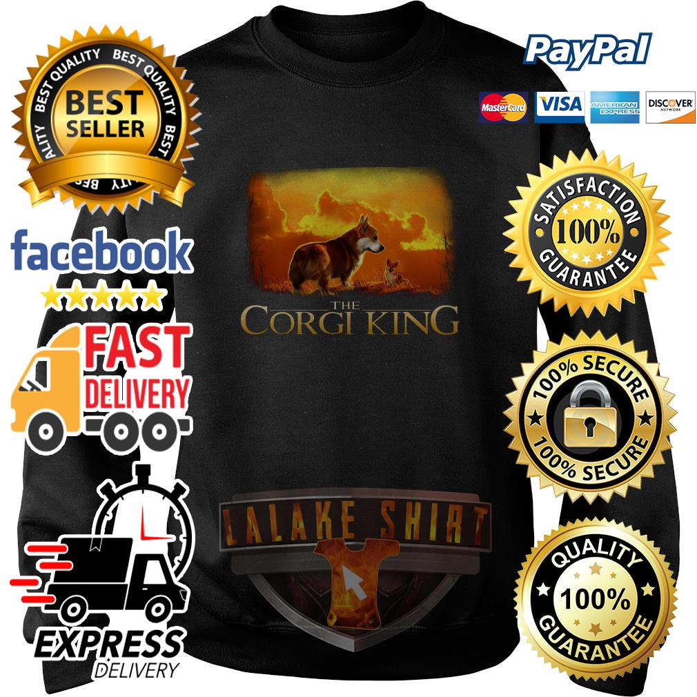 The Corgi King The Lion King sweater