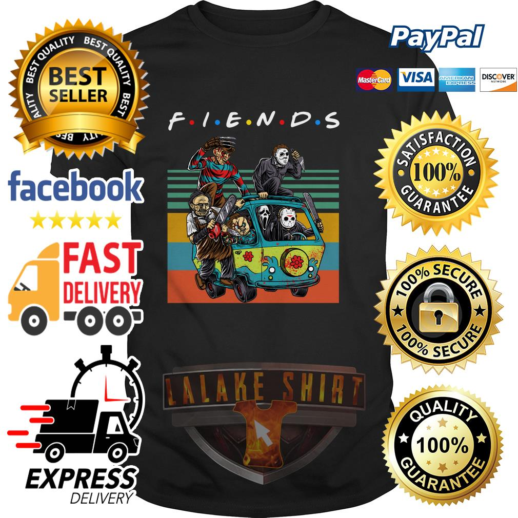 The massacre machine Halloween Horror Character movie friends shirt
