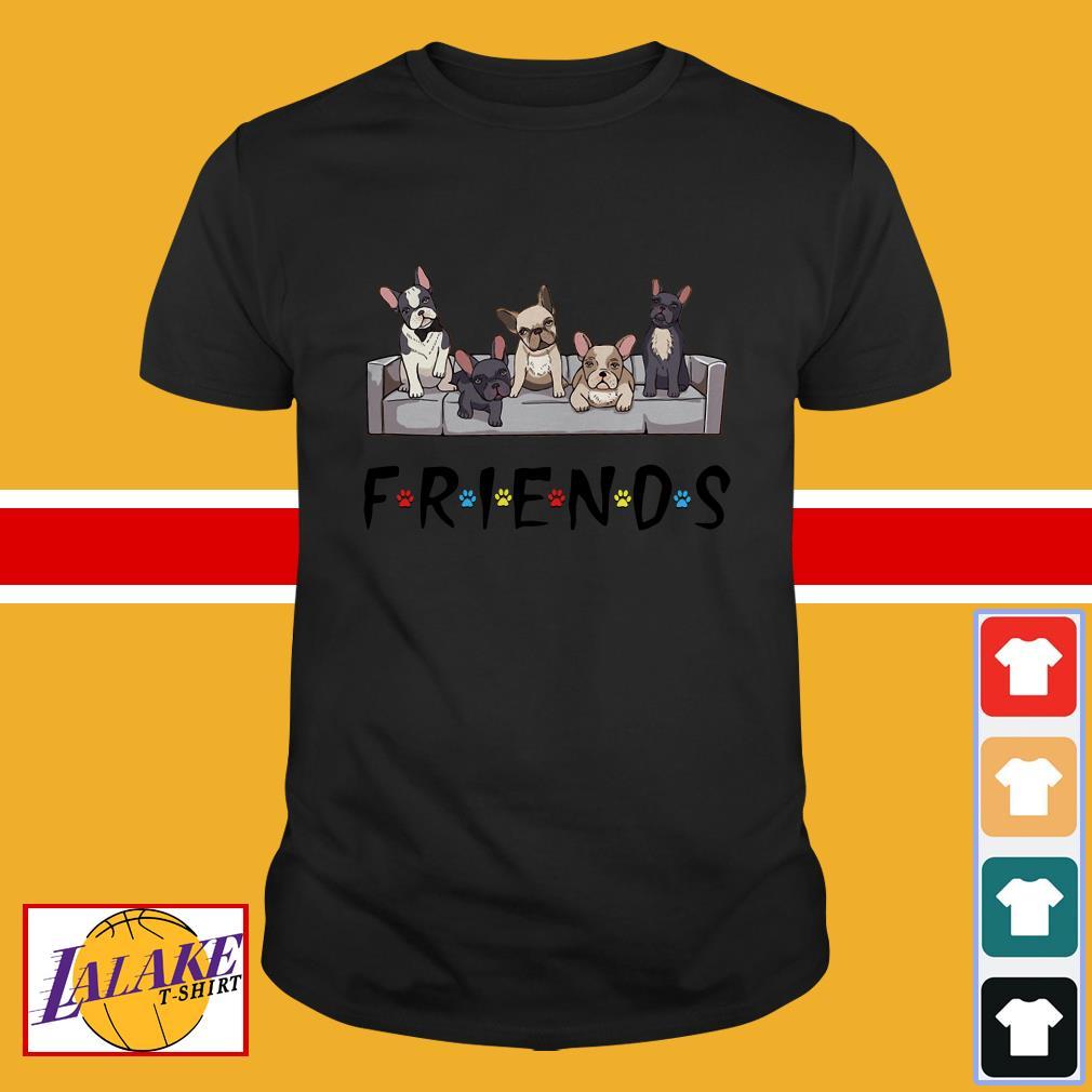 Bulldogs friends tv show shirt