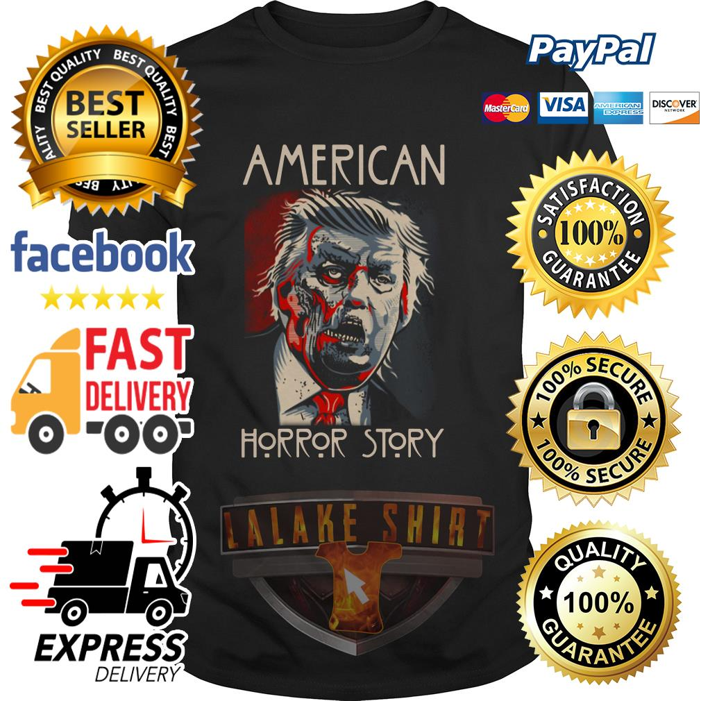 Donald Trump American horror story shirt