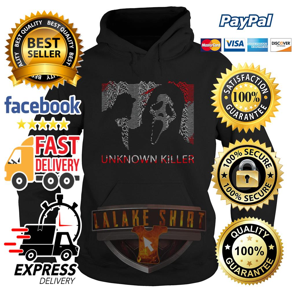 Ghostface unknown killer Halloween hoodie