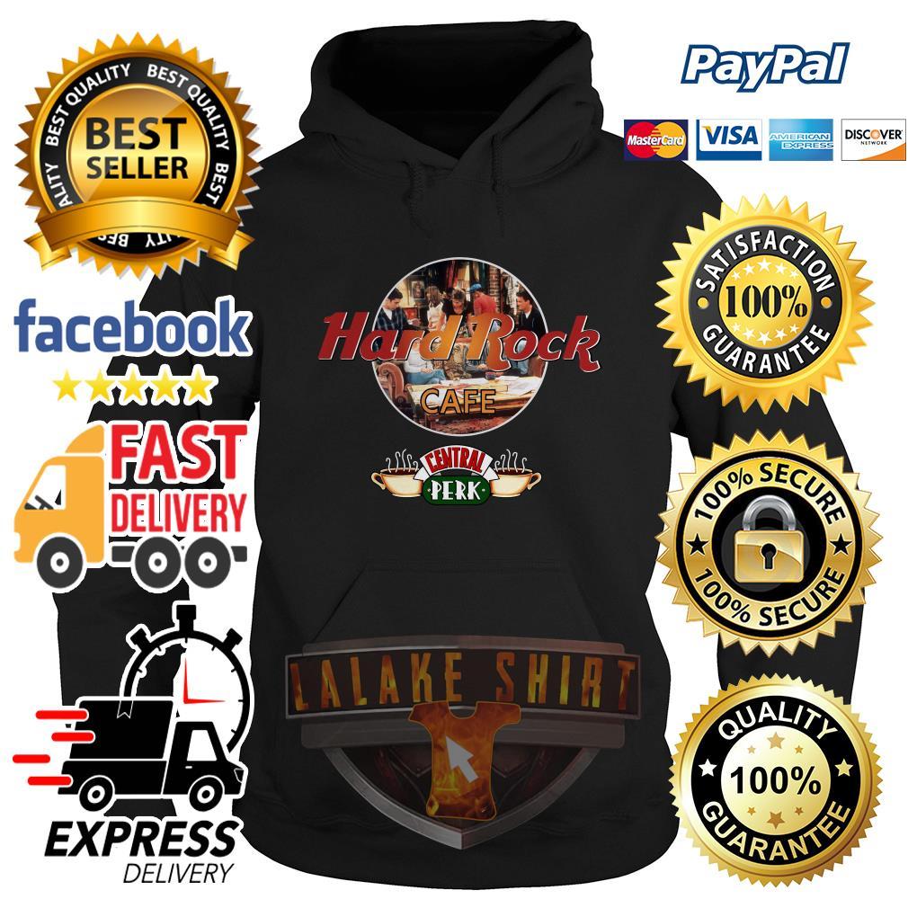 Hard Rock Cafe Central Perk hoodie