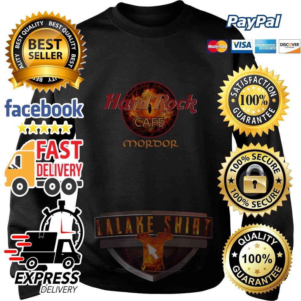 Hard Rock cafe moroor sweater