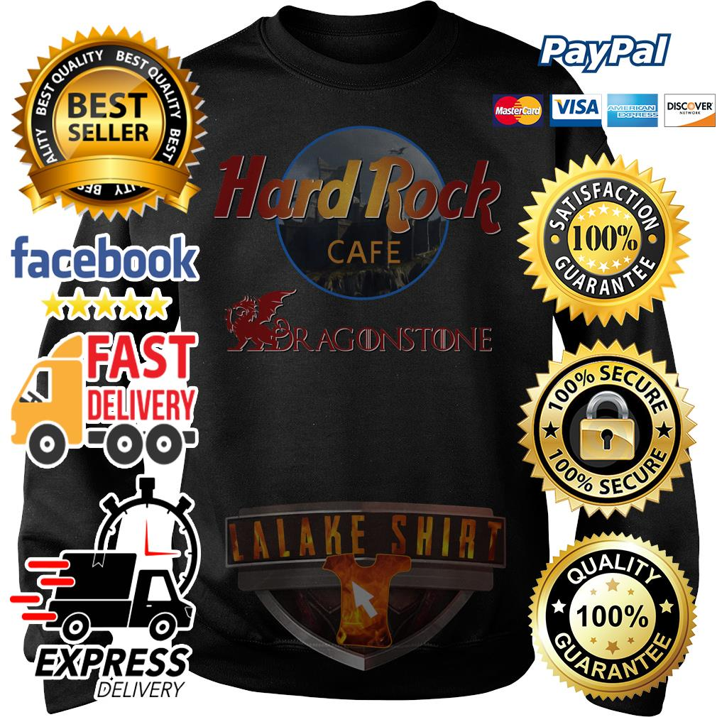 Hard rock cafe Dragonstone Game of Thrones Sweater