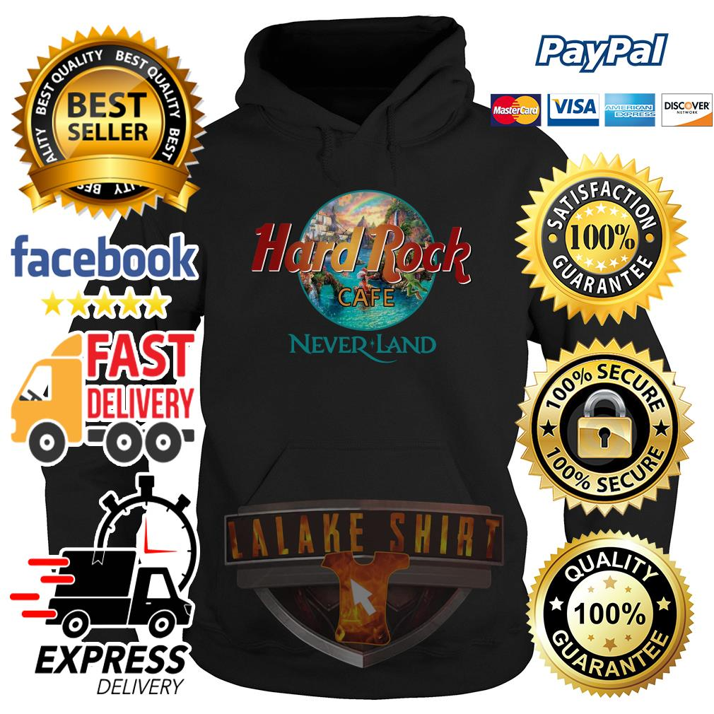 Hard rock cafe neverland hoodie