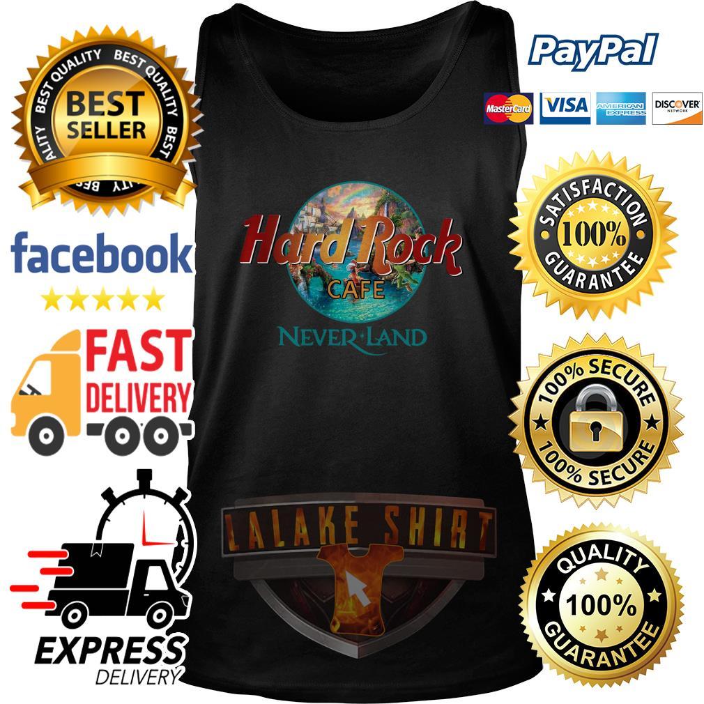 Hard rock cafe neverland tank top