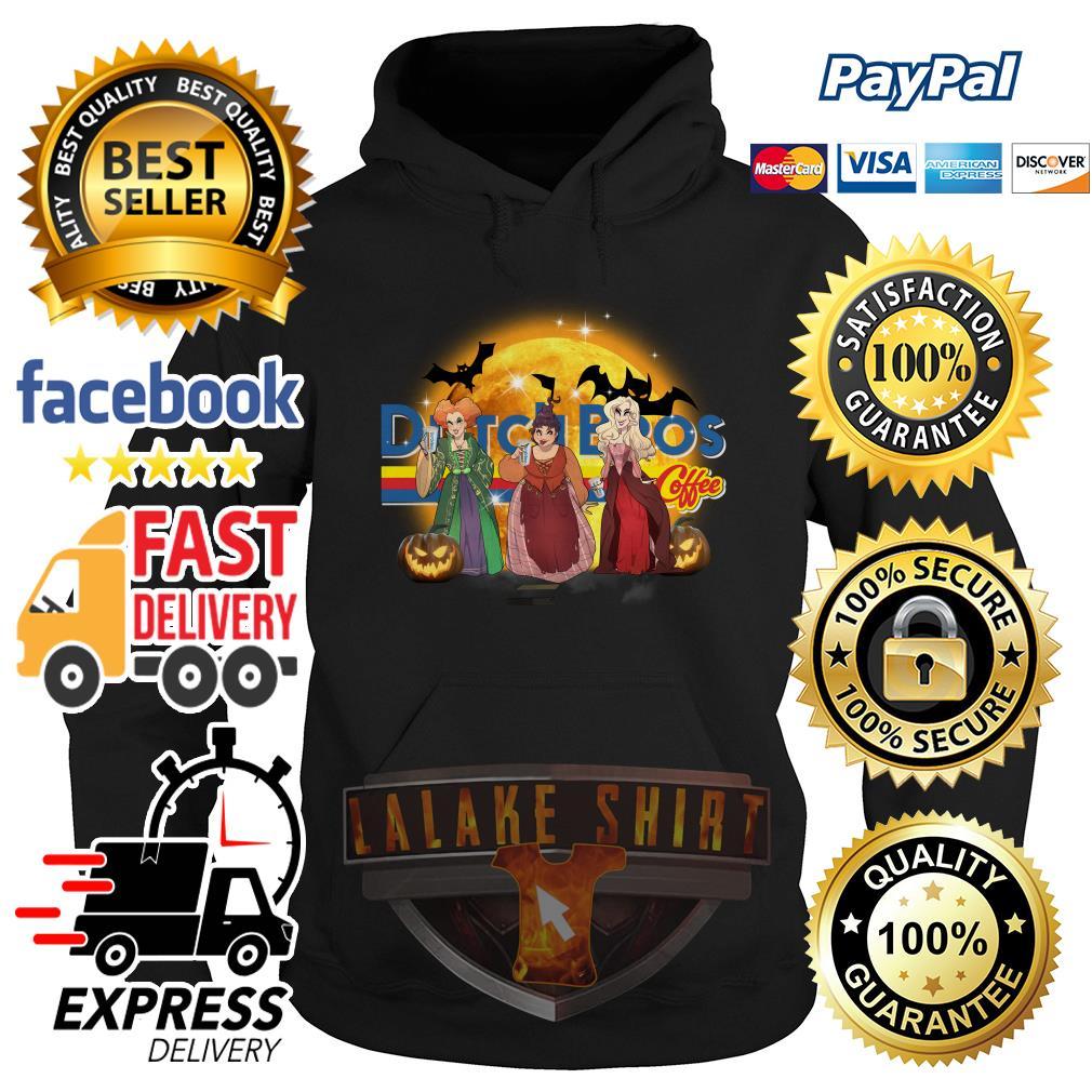 Hocus Pocus Dutch Bros coffee Halloween hoodie