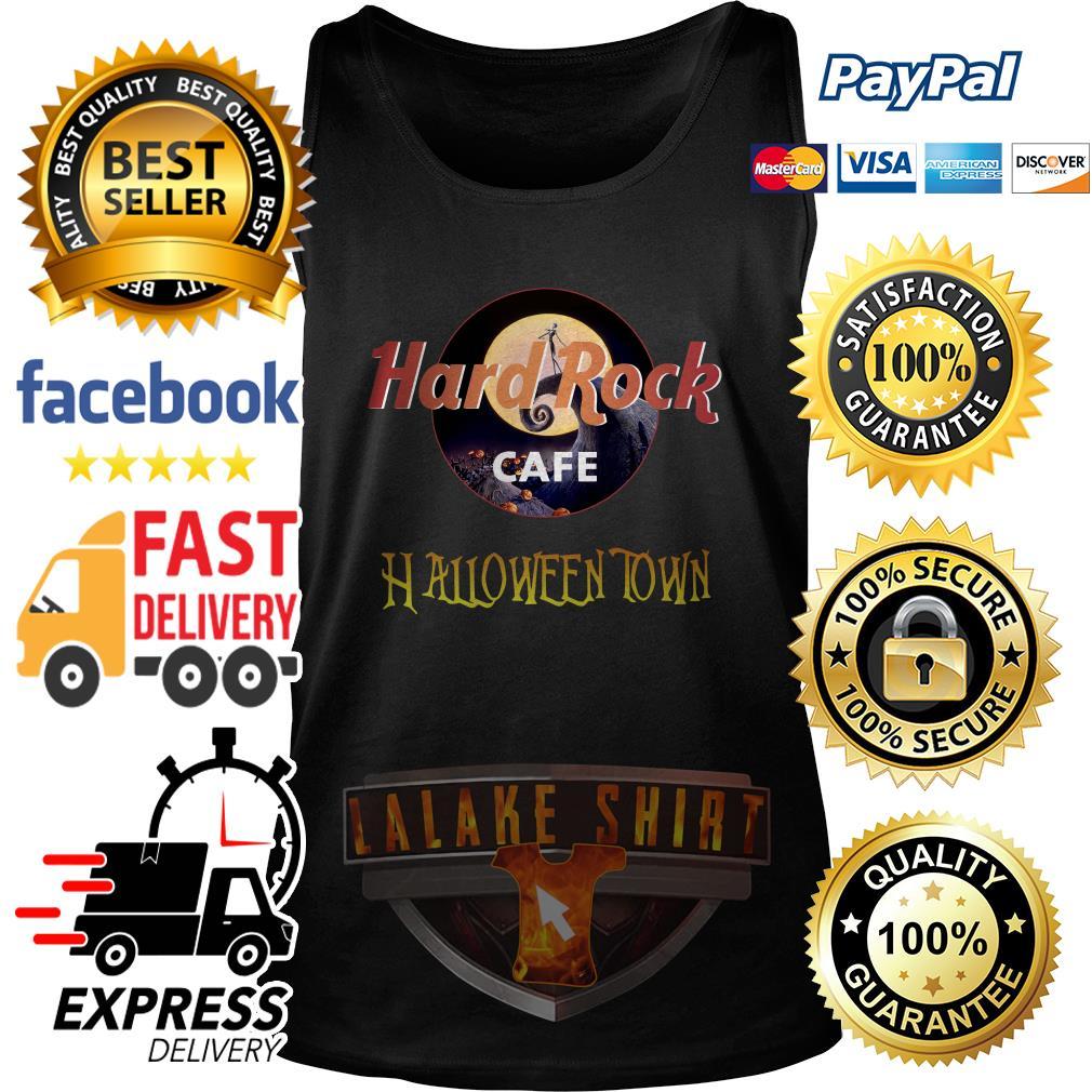 Jack Skellington Hard Rock cafe Halloween Town tank top