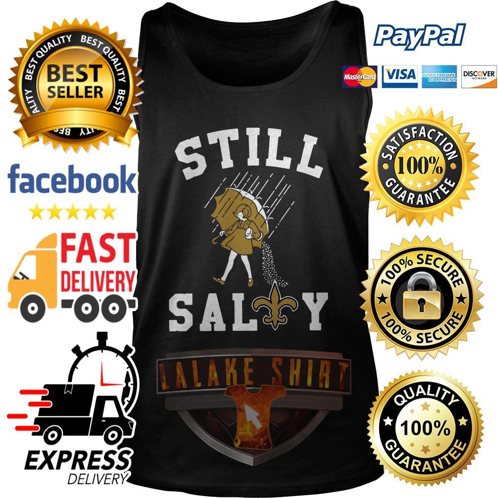New Orleans Saints Still Sally tank top