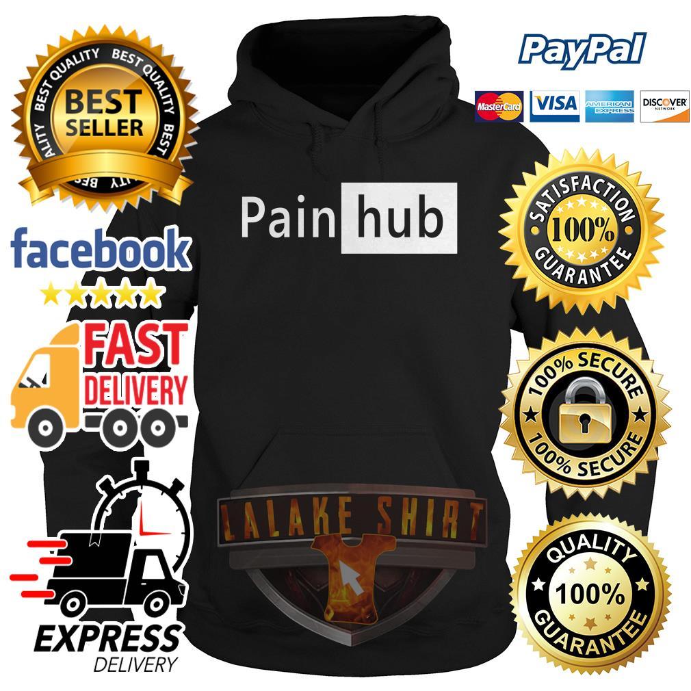 Official Pain hub hoodie