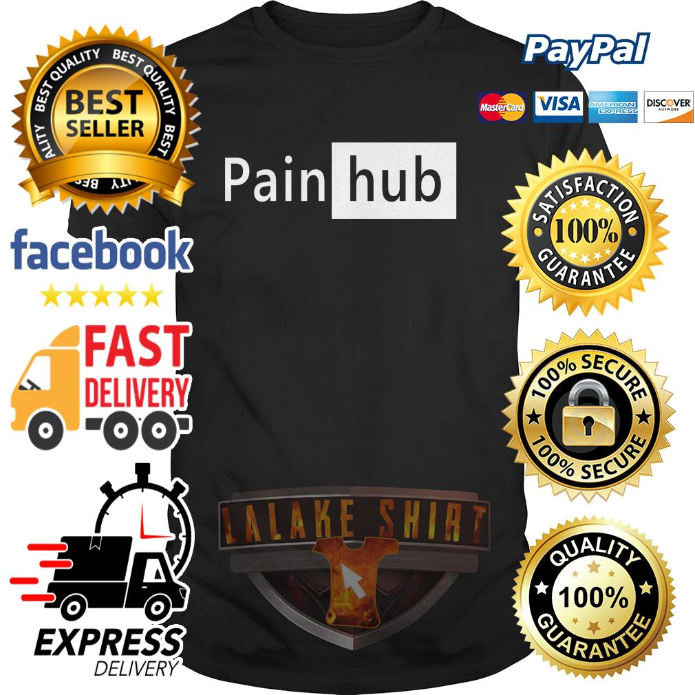 Official Pain hub shirt