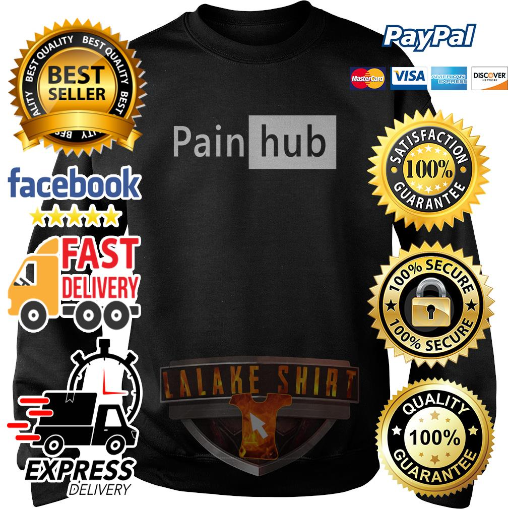 Official Pain hub sweater