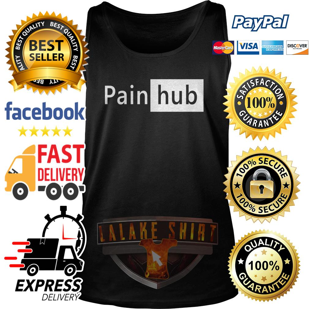 Official Pain hub tank top