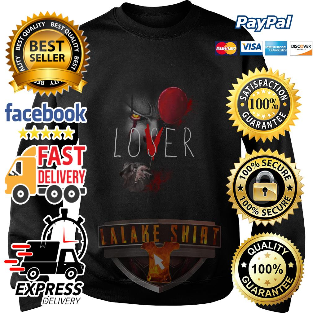 Pennywise lover Halloween shirt