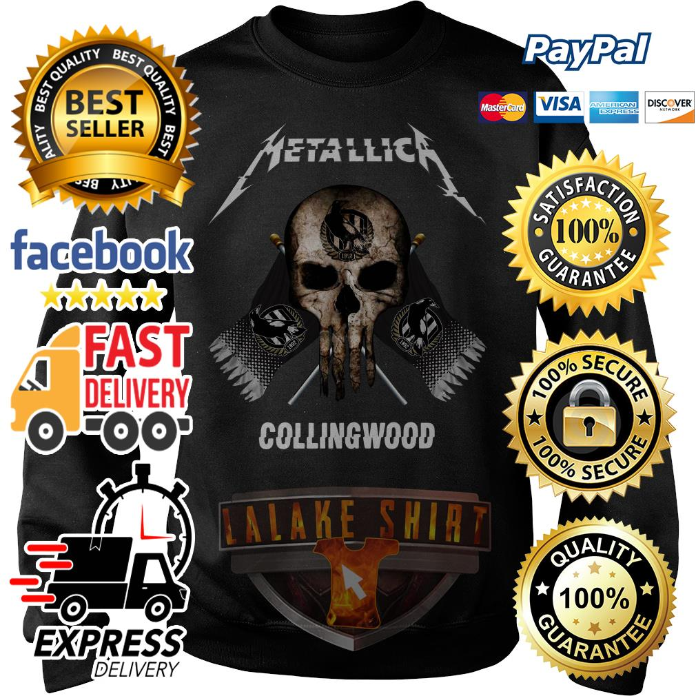 Punisher Metallica Collingwood Sweater